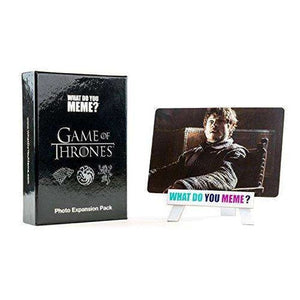 What Do You Meme Game of Thrones Expansion Pack - Shag Alternative Superstore