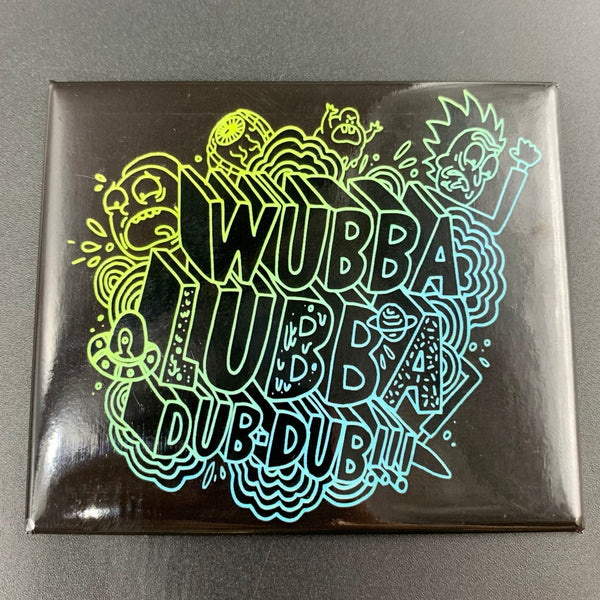 Rick and Morty Wubba Lubba Magnet - Shag Alternative Superstore