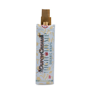 High Hemp Wraps - Dutch Cream (2 Pack)