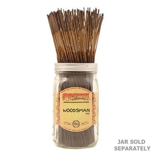 "Wildberry Incense 11"" - Woodsman - Shag Alternative Superstore"