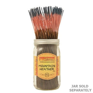 "Wildberry Incense 11"" - Mountain Heather - Shag Alternative Superstore"
