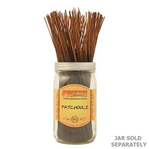 "Wildberry Incense 11"" - Patchouli - Shag Alternative Superstore"