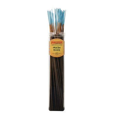 Wildberry Incense - Fresh Rain Biggies - 5 Pack