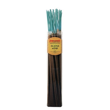 Wildberry Incense - Ocean Wind Biggies - 5 Pack