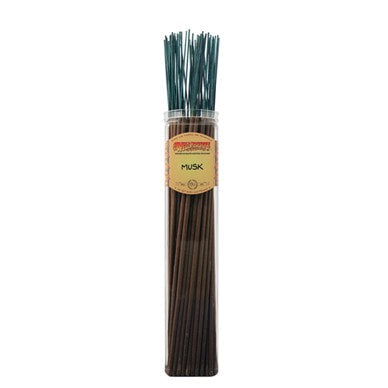 Wildberry Incense - Musk Biggies - 5 Pack
