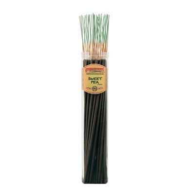 Wildberry Incense - Sweet Pea Biggies - 5 Pack