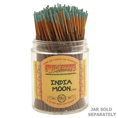 Wildberry Incense Shorties - India Moon