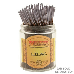 Wildberry Incense Shorties - Lilac