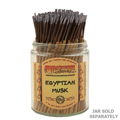 Wildberry Incense Shorties - Egyptian Musk
