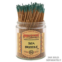 "Wildberry Incense Shorties 4"" - Sea Breeze - Shag Alternative Superstore"