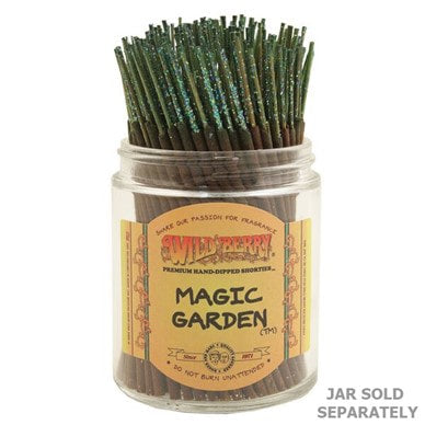 Wildberry Incense Shorties - Magic Garden