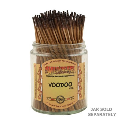 Wildberry Incense Shorties - Voodoo