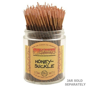 Wildberry Incense Shorties - Honeysuckle