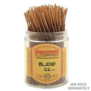 Wildberry Incense Shorties - Blend 22