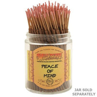 "Wildberry Incense Shorties 4"" - Peace of Mind - Shag Alternative Superstore"