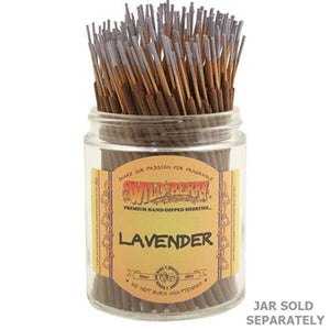 Wildberry Incense Sticks - Lavender