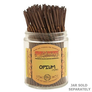 "Wildberry Incense Shorties 4"" - Opium - Shag Alternative Superstore"