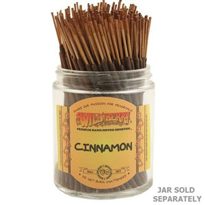 "Wildberry Incense Shorties 4"" - Cinnamon - Shag Alternative Superstore"
