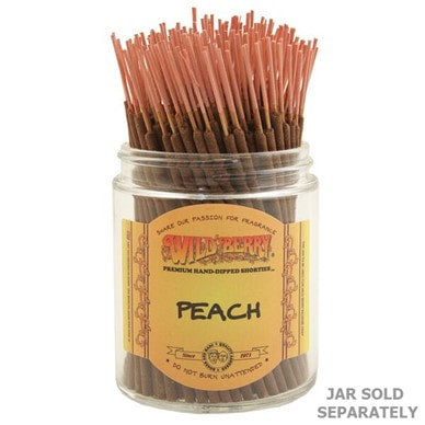Wildberry Incense Shorties - Peach
