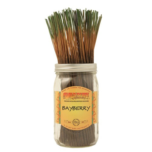Wildberry Incense - Bayberry - Shag Alternative Superstore