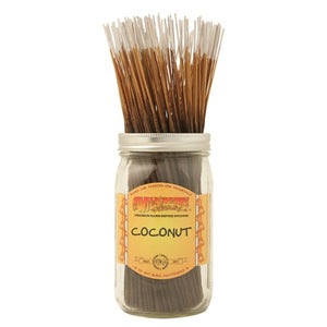 Wildberry Incense - Coconut - Shag Alternative Superstore