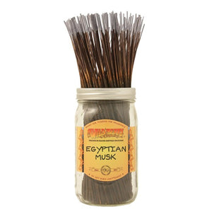 "Wildberry Incense 11"" - Egyptian Musk - Shag Alternative Superstore"