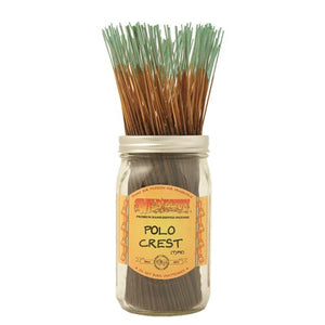 Wildberry Incense - Polo Crest