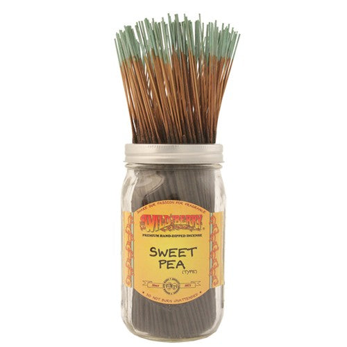Wildberry Incense - Sweet Pea