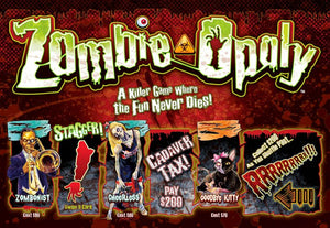 Zombie-Opoly - Shag Alternative Superstore