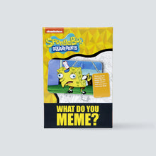 Load image into Gallery viewer, What Do You Meme Spongebob Expansion Pack - Shag Alternative Superstore