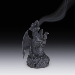 "Dragon Incense Cone Burner (3.5"")"