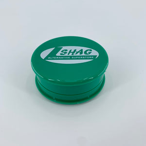 SHAG 3 Part Acrylic Grinder - Assorted Colors