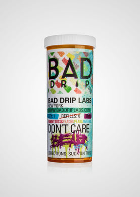 Bad Drip: Don't Care Bear ICED 60ml - Shag Alternative Superstore