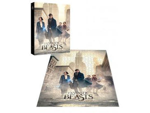 "Fantastic Beasts ""The Search"" 1,000 Piece Puzzle - Shag Alternative Superstore"