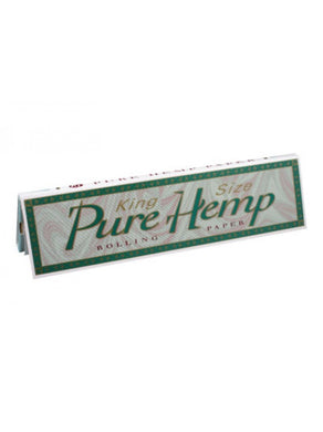 Pure Hemp Classic King Size Rolling Papers - Shag Alternative Superstore