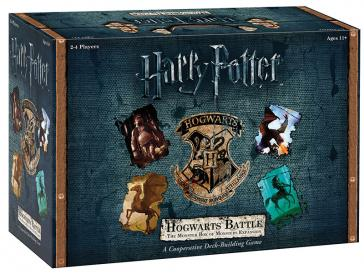 Harry Potter Hogwarts Battle: Monster Box of Monsters Expansion - Shag Alternative Superstore