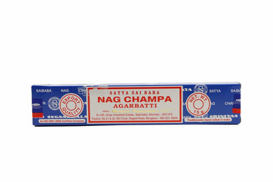Satya Nag Champa Incense - Asst Sizes - Shag Alternative Superstore