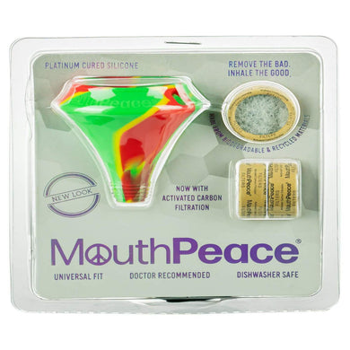 Moose Labs MouthPeace + Filters - Asst Colors - Shag Alternative Superstore