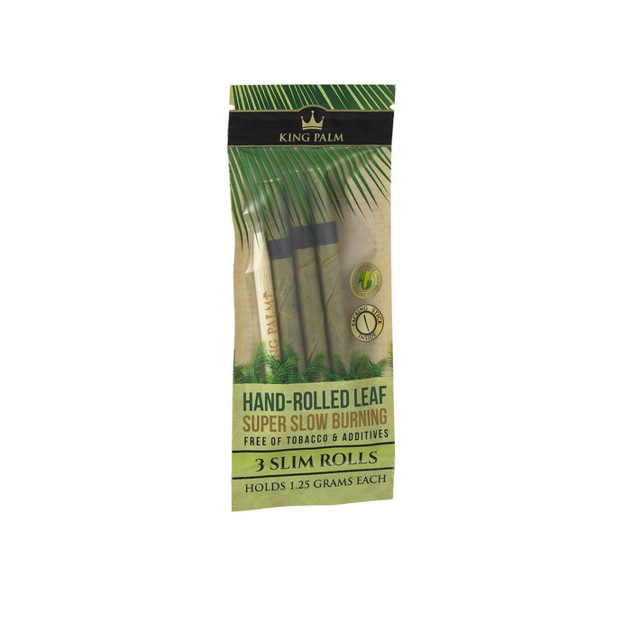 King Palm Slim Preroll Tubes - (3 Pack) - Shag Alternative Superstore
