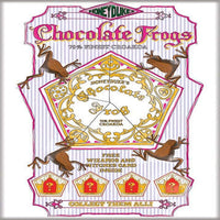 Harry Potter Chocolate Frogs Magnet - Shag Alternative Superstore