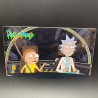 "Rick and Morty Spaceship Magnet (5.5"" x 3"") - Shag Alternative Superstore"