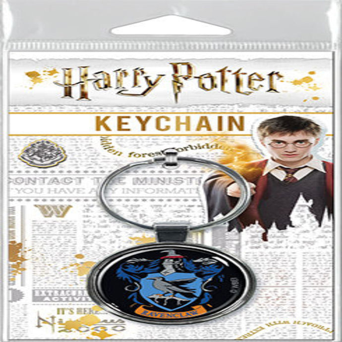 Harry Potter - Ravenclaw Crest Keychain