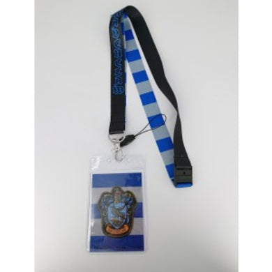 Harry Potter Ravenclaw Lanyard With Card Holder