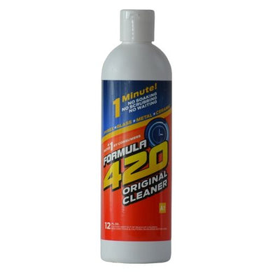 Formula 420 Original Cleaner 12oz - Shag Alternative Superstore