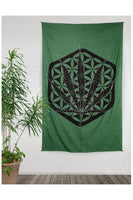 "Sacred Pot Tapestry (52""x80"") - Shag Alternative Superstore"