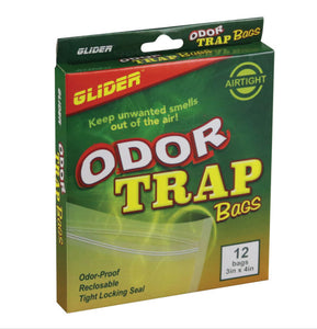 "Odor Trap Bags 3x4"" - Shag Alternative Superstore"