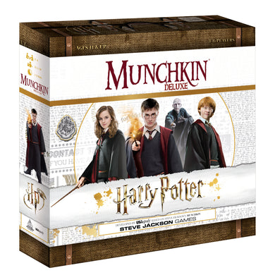 Munchkin Deluxe: Harry Potter - Shag Alternative Superstore