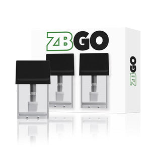 ZB GO Replacement Pods (2 Pack) - Shag Alternative Superstore