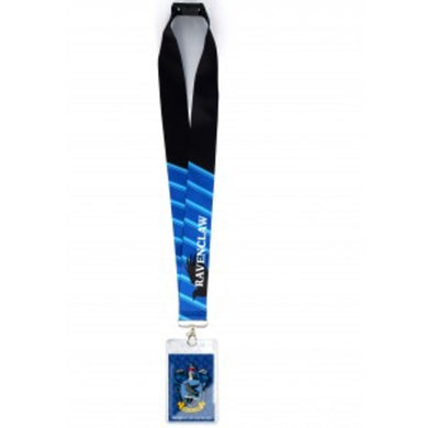 Harry Potter Ravenclaw Deluxe Lanyard With Card Holder
