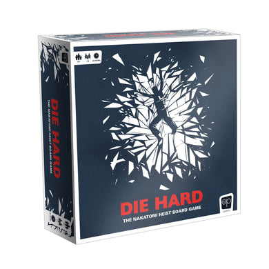 Die Hard: The Nakatomi Heist Board Game - Shag Alternative Superstore